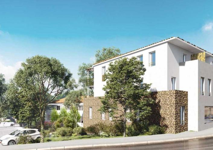 Programme neuf Saint Aunes Hérault 34556293 Opus conseils immobilier