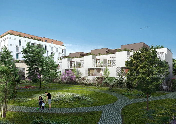 Programme neuf Montpellier Hérault 34556296 Opus conseils immobilier