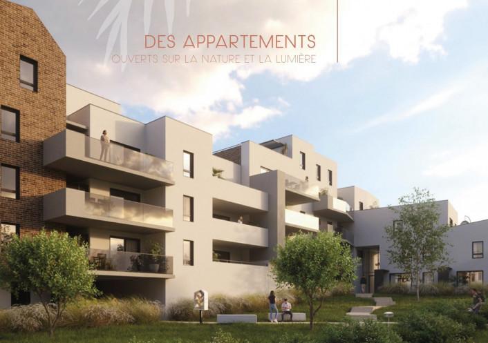 Programme neuf Saint Jean De Vedas Hérault 34556300 Opus conseils immobilier