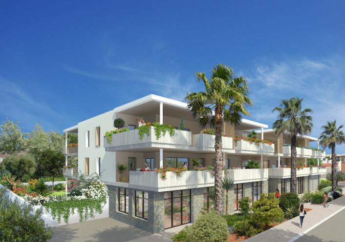 Programme neuf Baillargues Hérault 34556301 Opus conseils immobilier