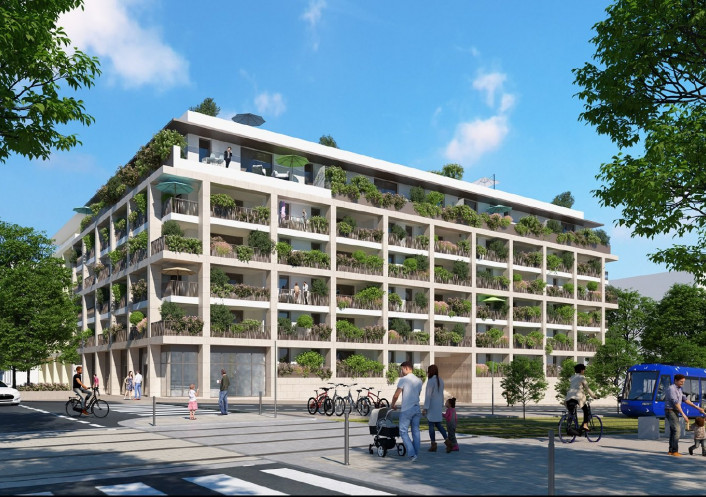 Programme neuf Montpellier Hérault 34556303 Opus conseils immobilier