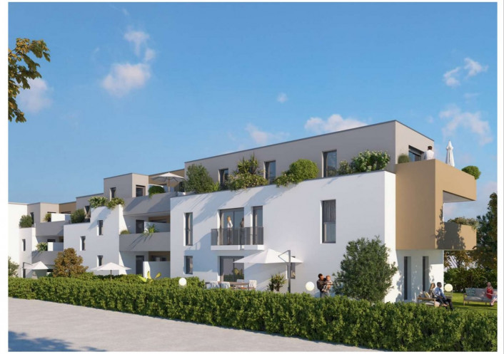 Programme neuf Montpellier Hérault 34556304 Opus conseils immobilier