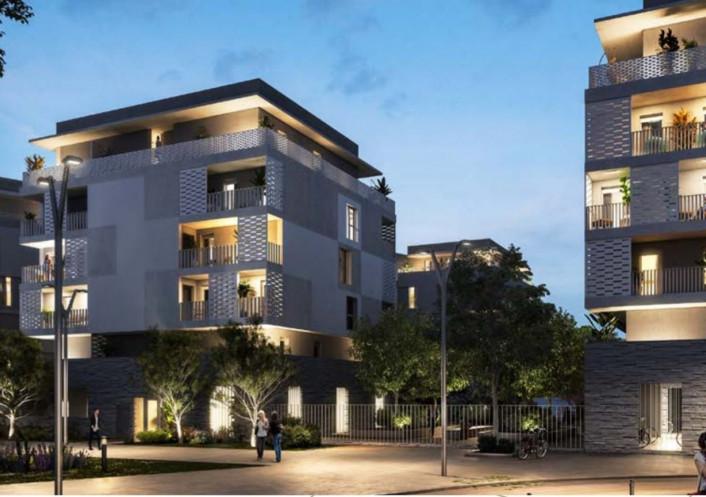 Programme neuf Castelnau Le Lez Hérault 34556305 Opus conseils immobilier