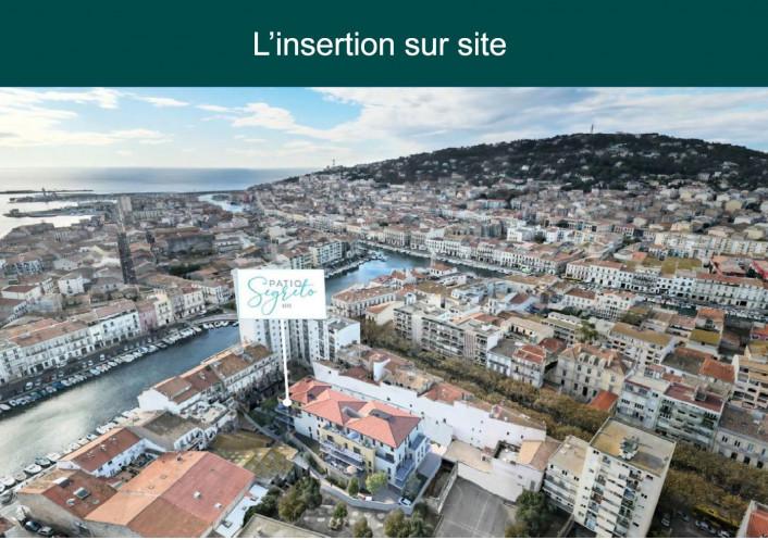 Programme neuf Sete Hérault 34556306 Opus conseils immobilier