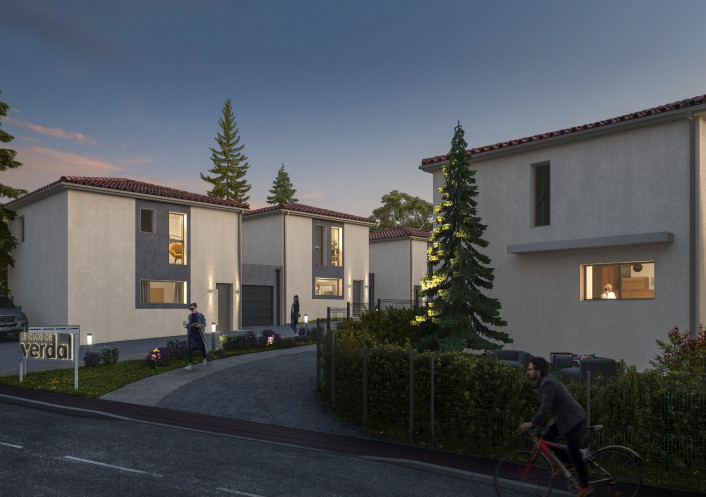 Programme neuf Grabels Hérault 34556309 Opus conseils immobilier