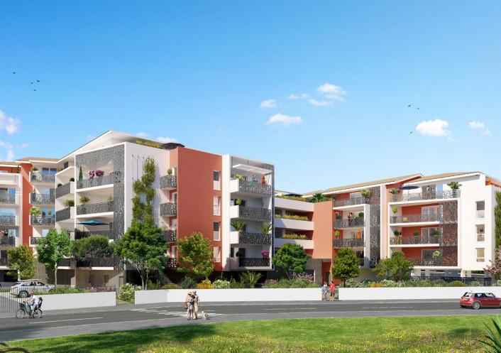 Programme neuf Sete Hérault 34556310 Opus conseils immobilier