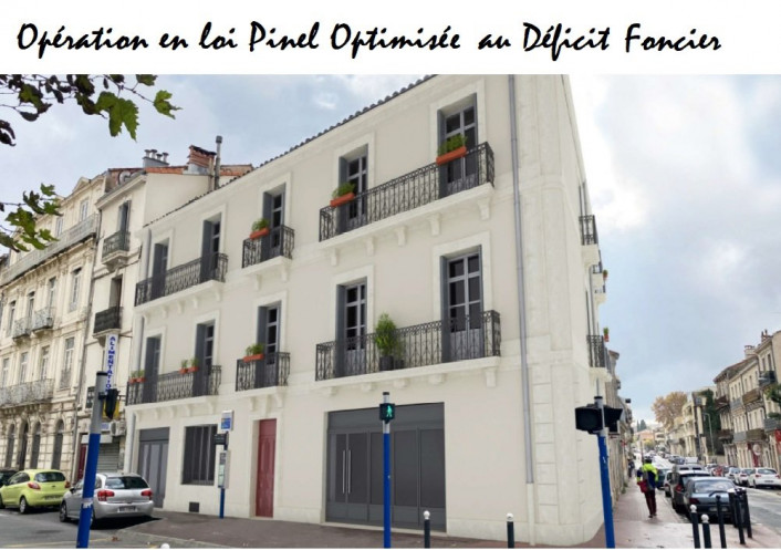 Programme neuf Montpellier Hérault 34556311 Opus conseils immobilier