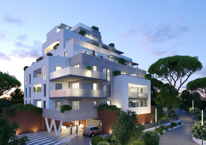 Programme neuf Montpellier Hérault 34556312 Opus conseils immobilier