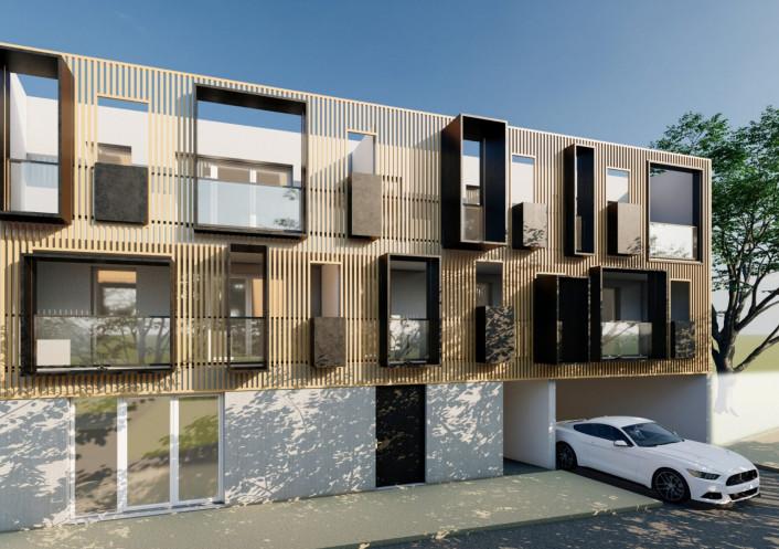 Programme neuf Castelnau Le Lez Hérault 34556313 Opus conseils immobilier