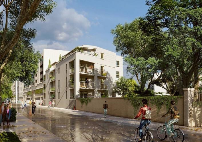 Programme neuf Nimes Gard 34556314 Opus conseils immobilier