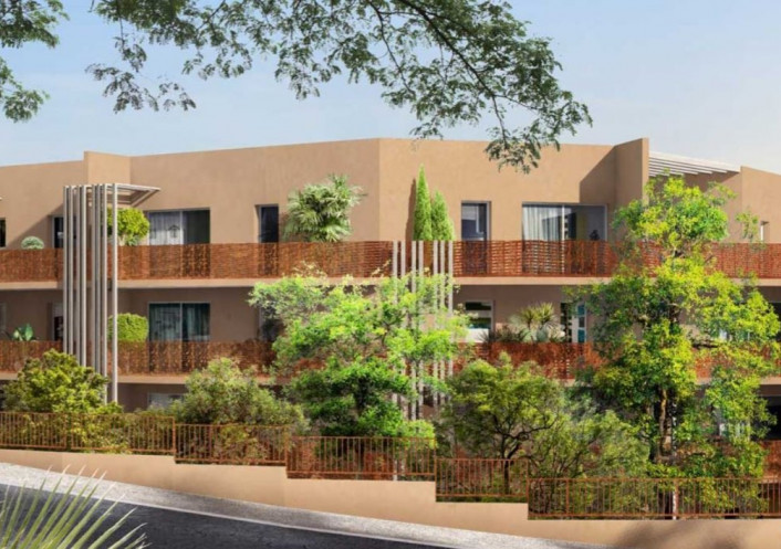 Programme neuf Grabels Hérault 34556317 Opus conseils immobilier