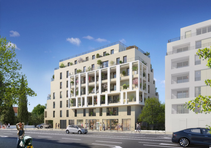 Programme neuf Montpellier Hérault 34556318 Opus conseils immobilier
