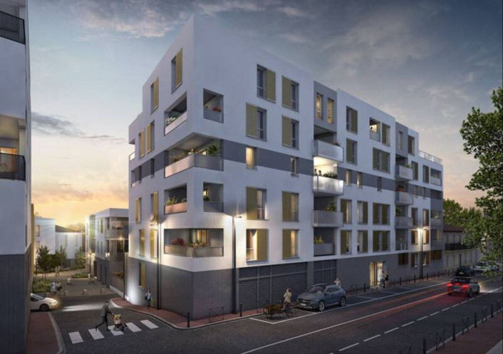 Programme neuf Montpellier Hérault 34556321 Opus conseils immobilier