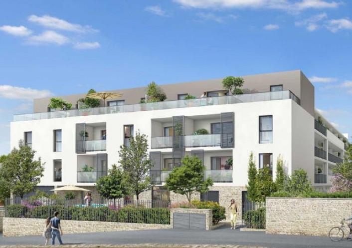 Programme neuf Nimes Gard 34556323 Opus conseils immobilier