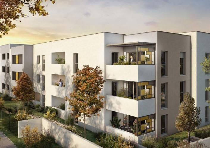 Programme neuf Castelnau Le Lez Hérault 34556325 Opus conseils immobilier