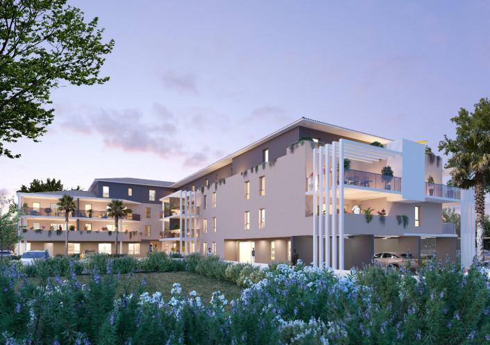 Programme neuf Baillargues Hérault 34556327 Opus conseils immobilier