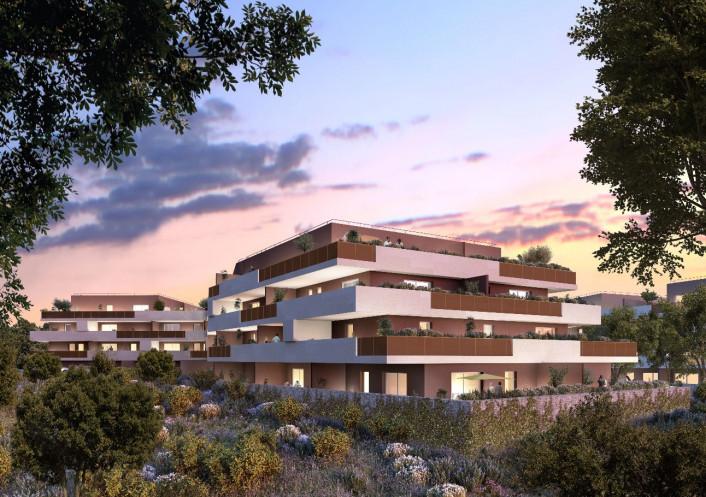 Programme neuf Castries Hérault 34556337 Opus conseils immobilier