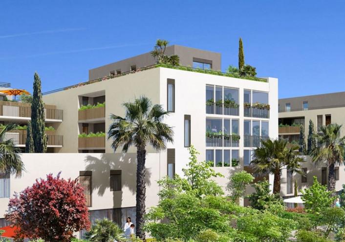 Programme neuf Castelnau Le Lez Hérault 34556338 Opus conseils immobilier