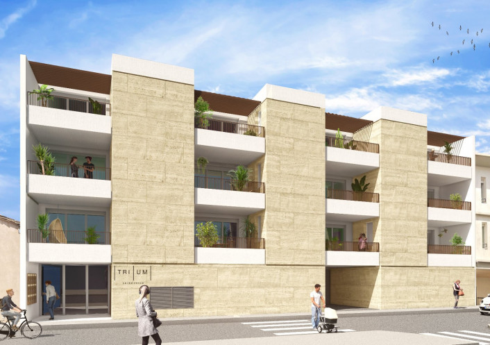 Programme neuf Nimes Gard 34556339 Opus conseils immobilier