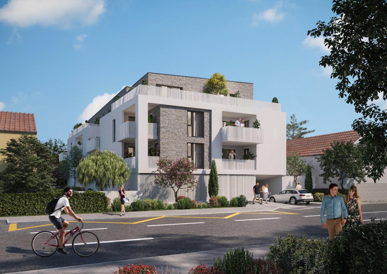 Programme neuf Nimes Gard 34556340 Opus conseils immobilier