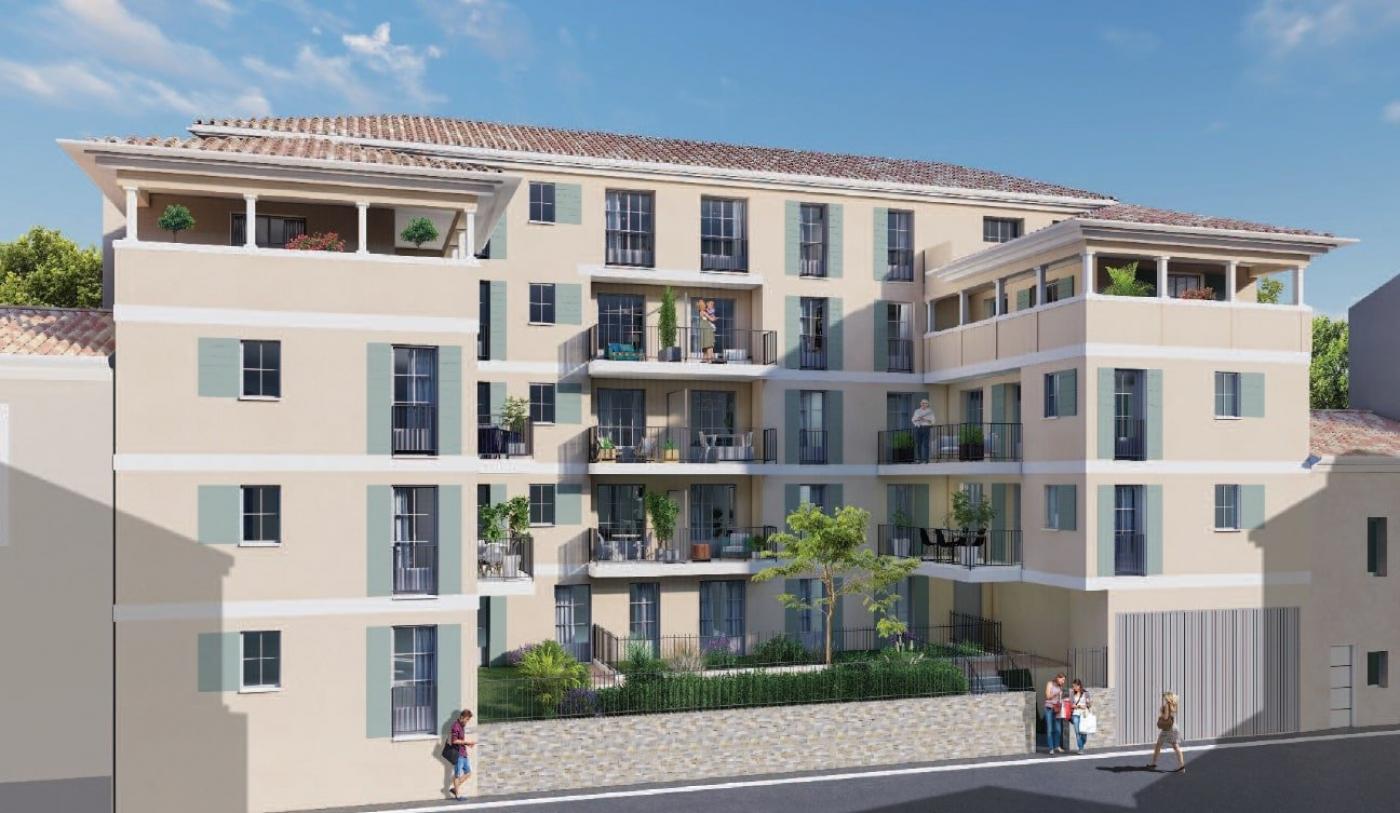 Programme neuf Nimes Gard 34556343 Opus conseils immobilier