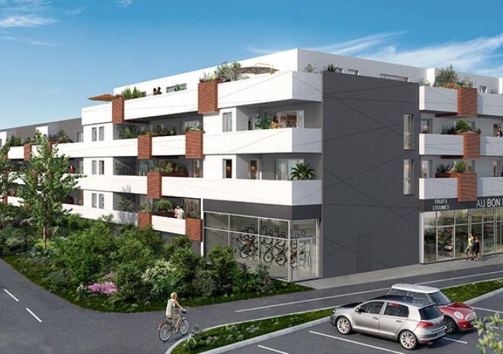 Programme neuf Castelnau Le Lez Hérault 34556346 Opus conseils immobilier