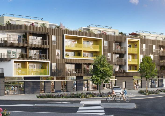 Programme neuf Castelnau Le Lez Hérault 34556349 Opus conseils immobilier