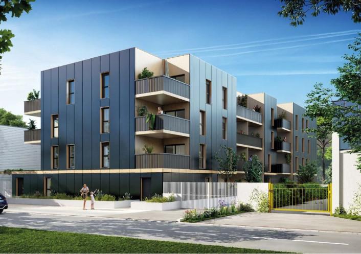 Programme neuf Lattes Hérault 34556352 Opus conseils immobilier