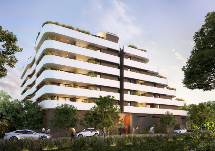 Programme neuf Sete Hérault 34556353 Opus conseils immobilier