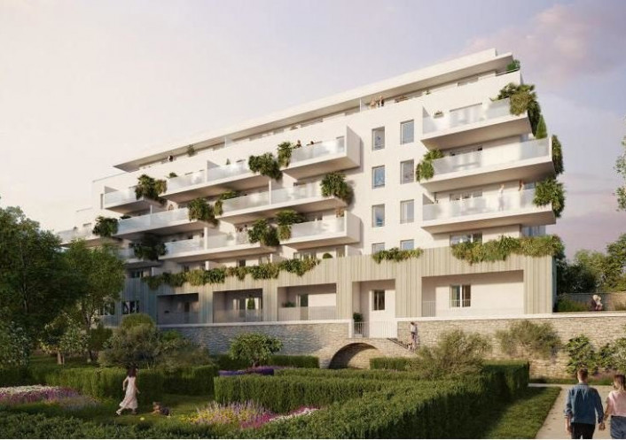 Programme neuf Montpellier Hérault 34556355 Opus conseils immobilier