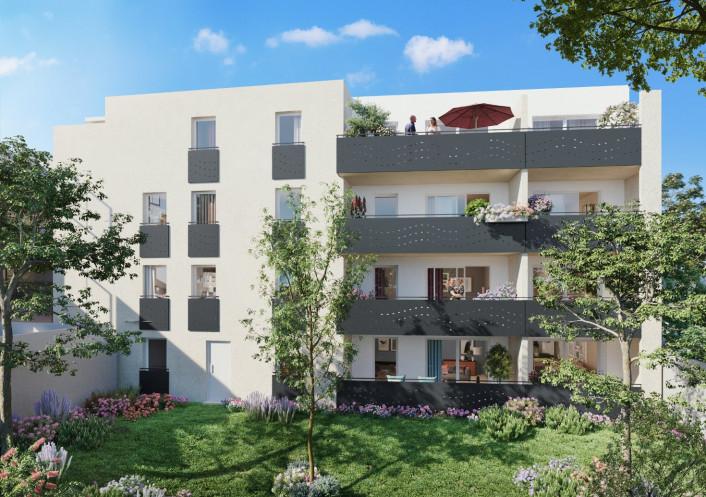 Programme neuf Nimes Gard 34556356 Opus conseils immobilier