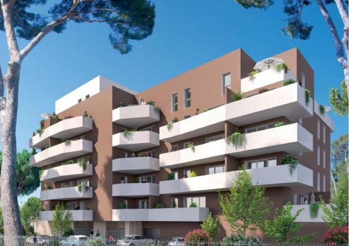 Programme neuf Nimes Gard 34556359 Opus conseils immobilier