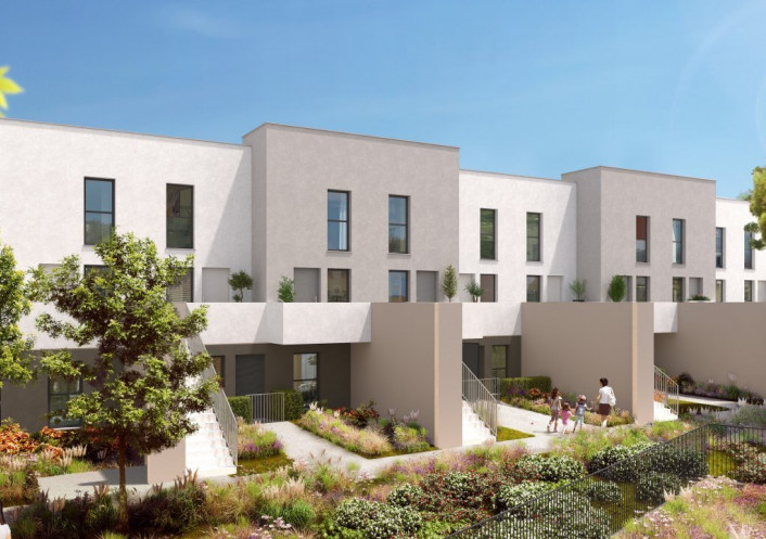 Programme neuf Montpellier Hérault 34556364 Opus conseils immobilier