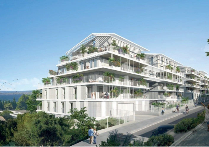 Programme neuf Sete Hérault 34556365 Opus conseils immobilier