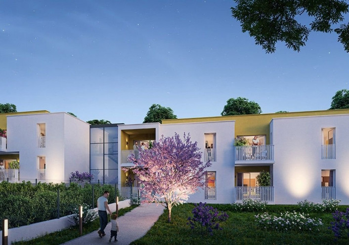 Programme neuf Montpellier Hérault 34556366 Opus conseils immobilier