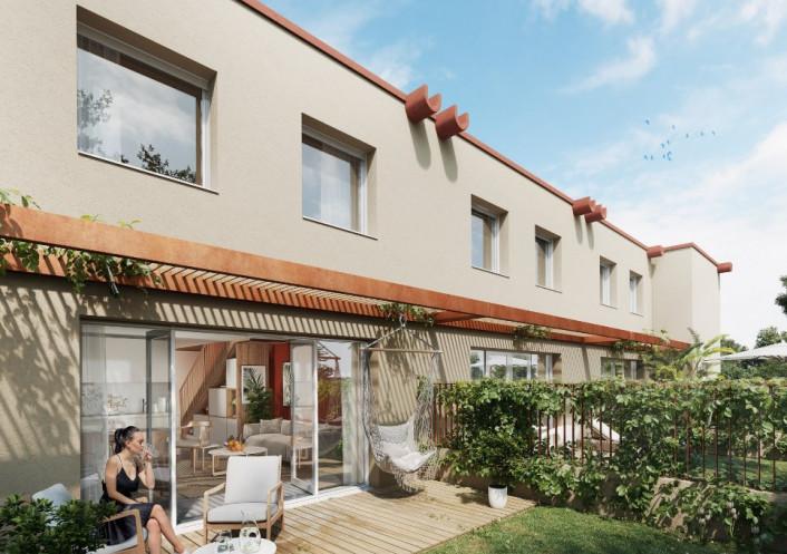 Programme neuf Frontignan Hérault 34556367 Opus conseils immobilier