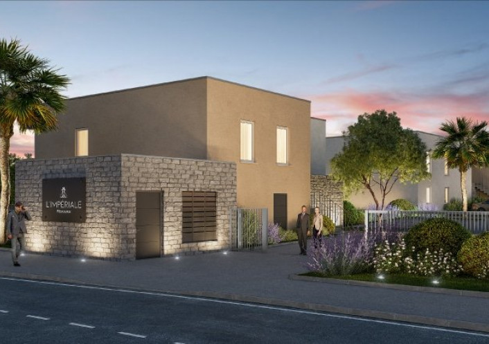 Programme neuf Baillargues Hérault 34556371 Opus conseils immobilier