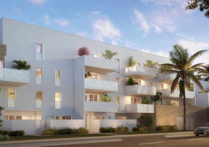 Programme neuf Baillargues Hérault 34556372 Opus conseils immobilier