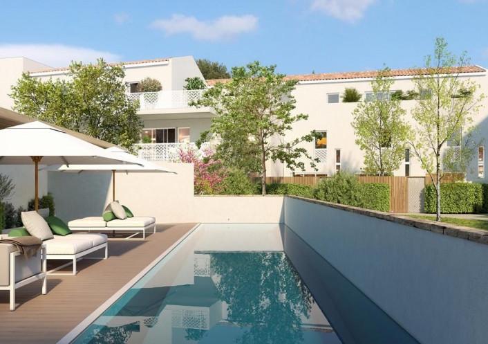 Programme neuf Baillargues Hérault 34556373 Opus conseils immobilier