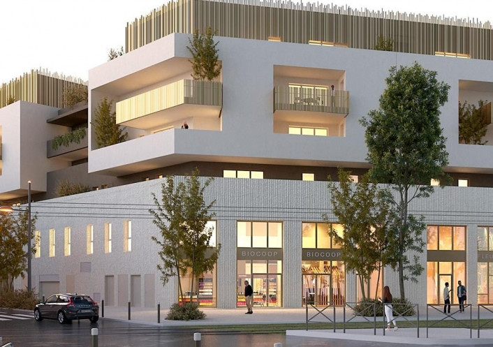 Programme neuf Montpellier Hérault 34556374 Opus conseils immobilier