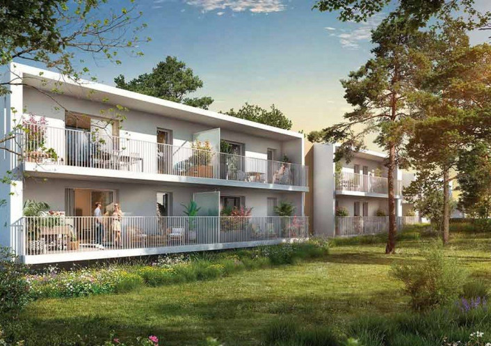 Programme neuf Montpellier Hérault 34556379 Opus conseils immobilier