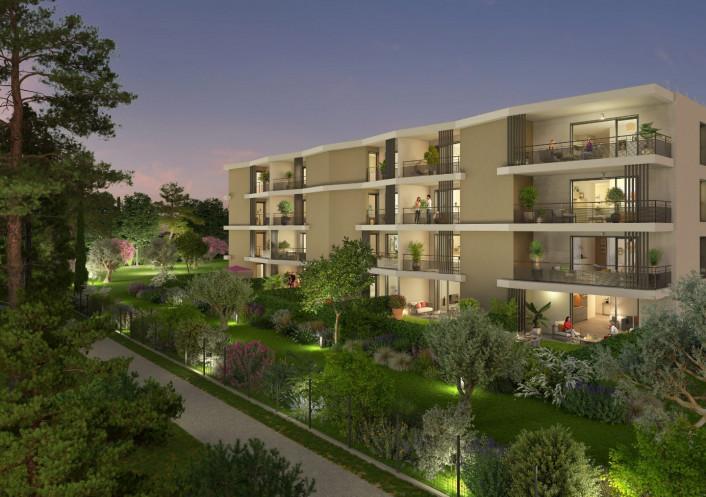 Programme neuf Lattes Hérault 34556384 Opus conseils immobilier