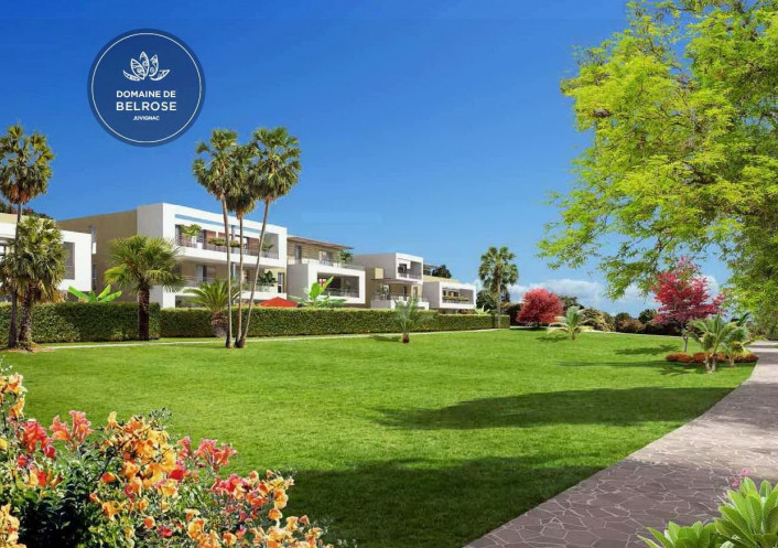 Programme neuf Juvignac Hérault 3455639 Opus conseils immobilier