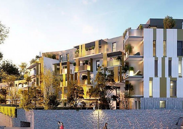 Programme neuf Montpellier Hérault 345563 Opus conseils immobilier