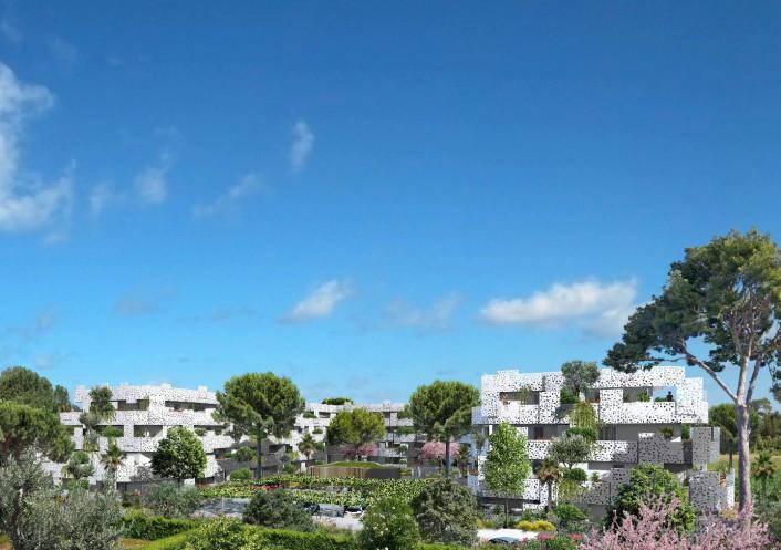 Programme neuf Lattes Hérault 3455644 Opus conseils immobilier