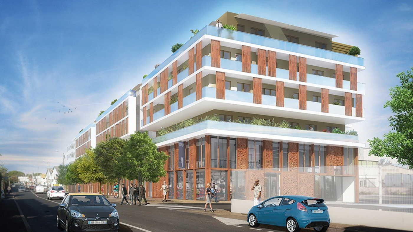 Programme neuf Montpellier Hérault 3455646 Opus conseils immobilier