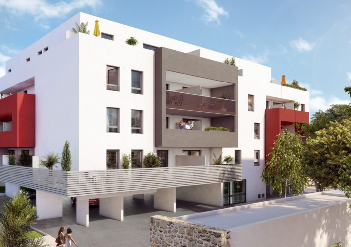 Programme neuf Montpellier Hérault 3455655 Opus conseils immobilier