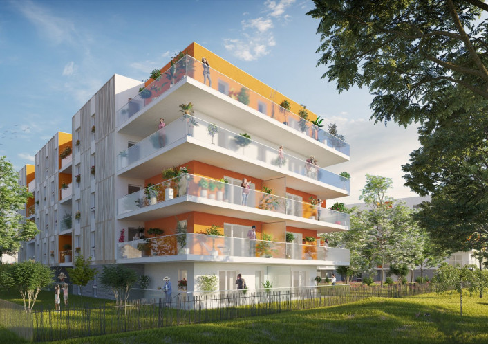 Programme neuf Montpellier Hérault 3455658 Opus conseils immobilier