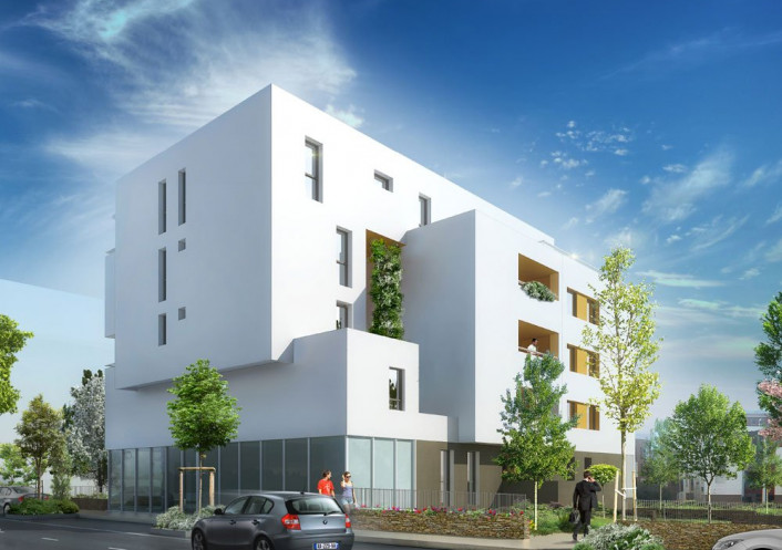 Programme neuf Montpellier Hérault 3455665 Opus conseils immobilier