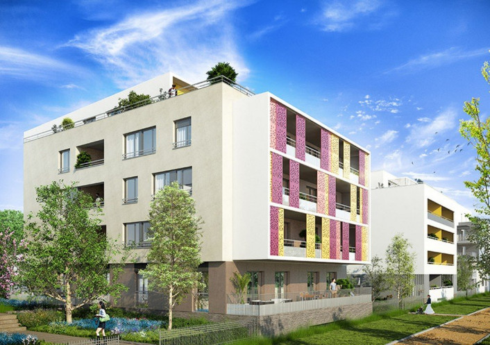 Programme neuf Montpellier Hérault 3455666 Opus conseils immobilier